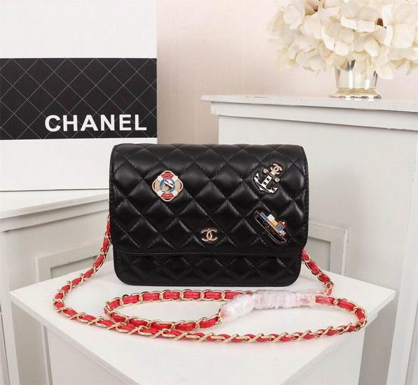 ChanelバッグCHB166