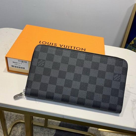 LVダミエ財布 Lvda040