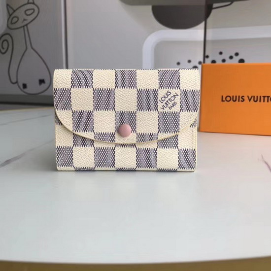 LVダミエ財布 Lvda053