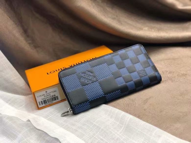 LVダミエ財布N60442