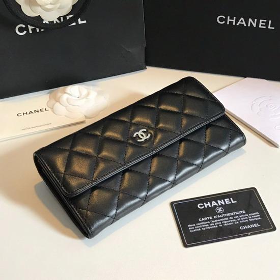 シャネルコピー財布原版の皮革CHQB016