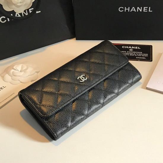 シャネルコピー財布原版の皮革CHQB017
