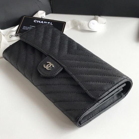 シャネルコピー財布原版の皮革CHQB003