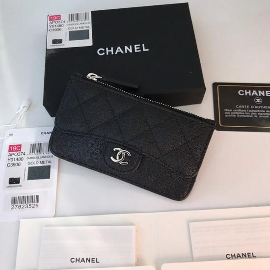 シャネルコピー財布原版の皮革CHQB009