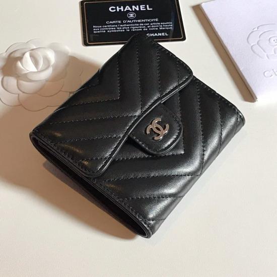 シャネルコピー財布原版の皮革CHQB007