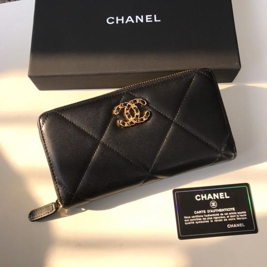 シャネルコピー財布原版の皮革CHQB011