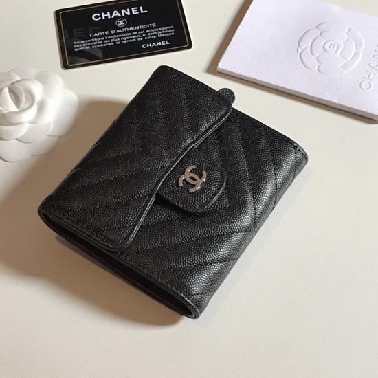 シャネルコピー財布原版の皮革CHQB008