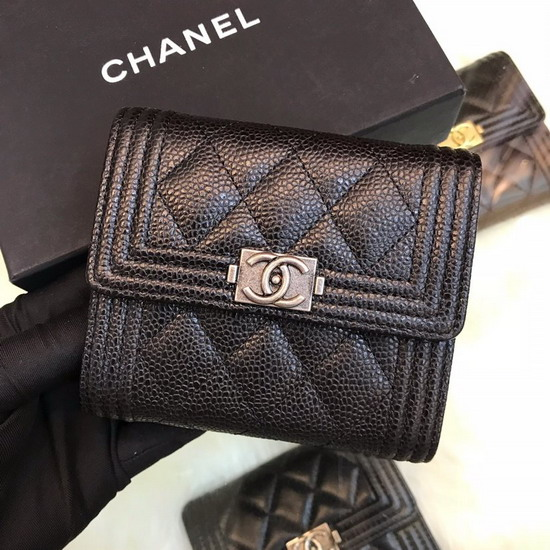 シャネルコピー財布原版の皮革CHQB014