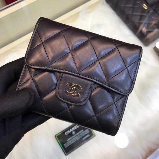 シャネルコピー財布原版の皮革CHQB006