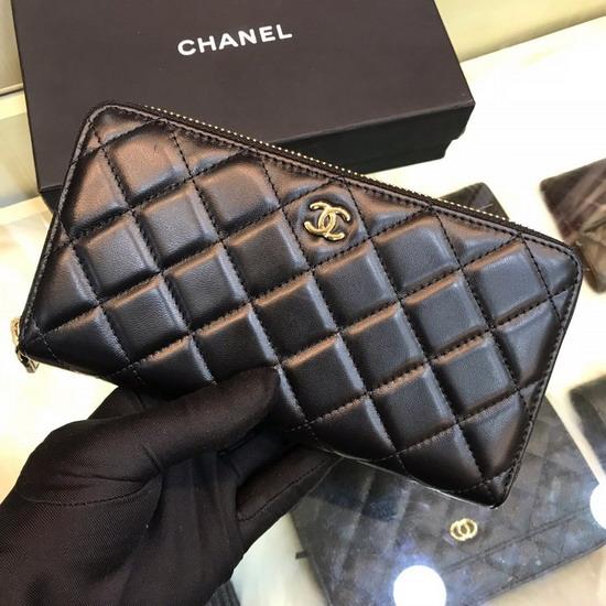 シャネルコピー財布原版の皮革CHQB019