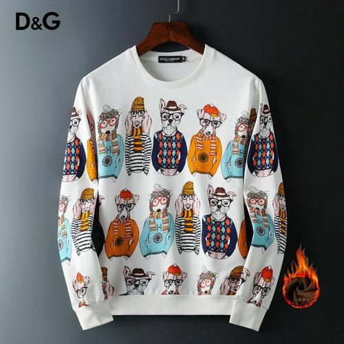D&GパーカーD&GWT017