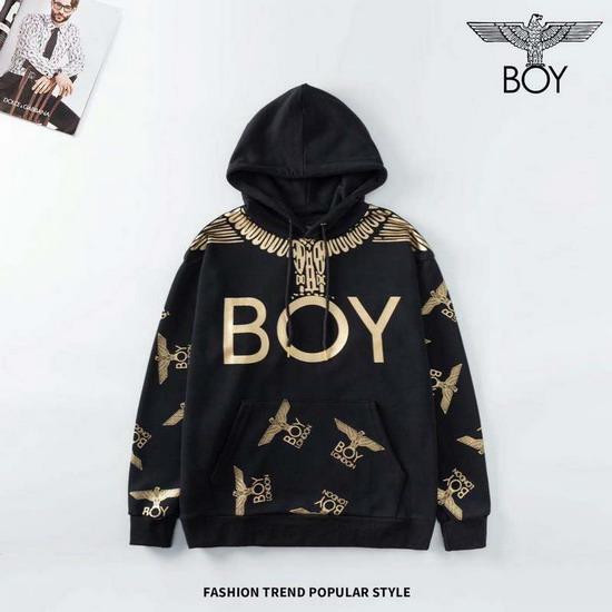 BOYパーカーBOYWT015