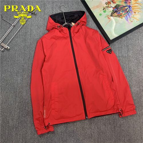 PRADAパーカーPRAWT001