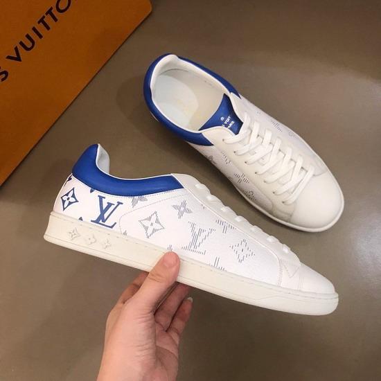 LV1:1原版皮の靴LVX048