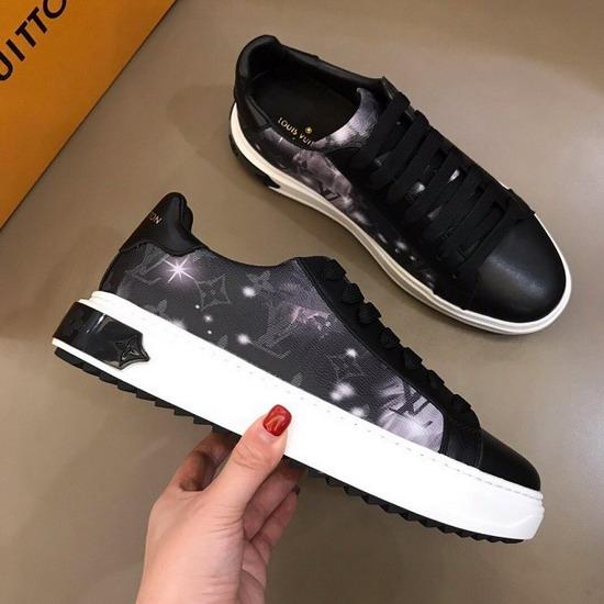 LV1:1原版皮の靴LVX028