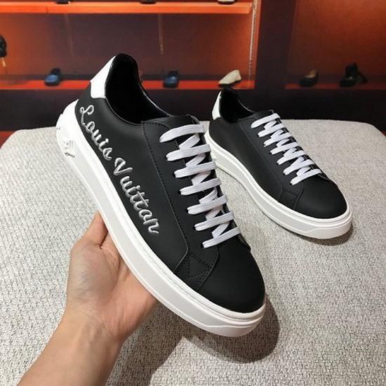 LV1:1原版皮の靴LVX038