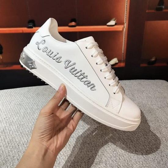 LV1:1原版皮の靴LVX036