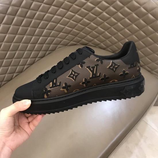 LV1:1原版皮の靴LVX026