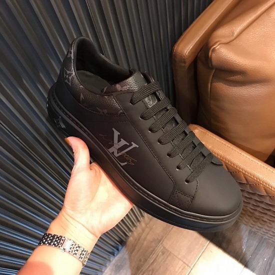 LV1:1原版皮の靴LVX051