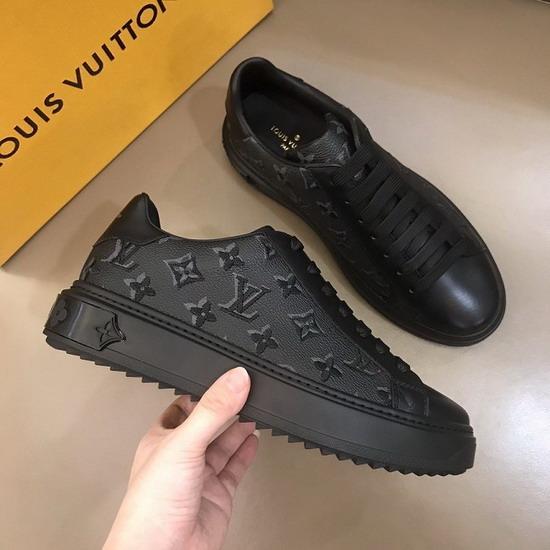 LV1:1原版皮の靴LVX025