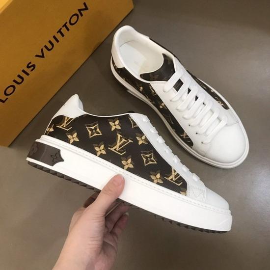 LV1:1原版皮の靴LVX027
