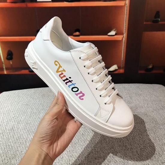 LV1:1原版皮の靴LVX035
