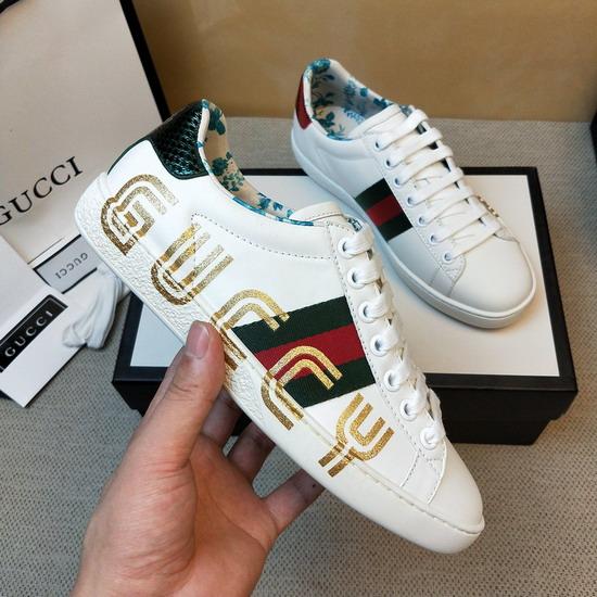 Gucci1:1原版皮の靴GUX126