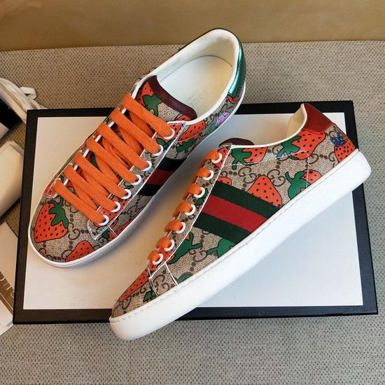 Gucci1:1原版皮の靴GUX110