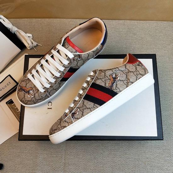 Gucci1:1原版皮の靴GUX111