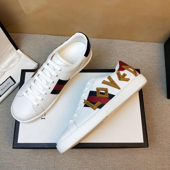 Gucci1:1原版皮の靴GUX097