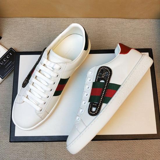 Gucci1:1原版皮の靴GUX118
