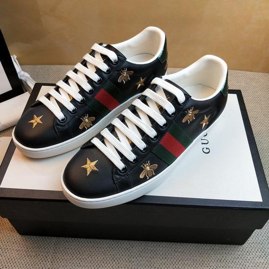 Gucci1:1原版皮の靴GUX109
