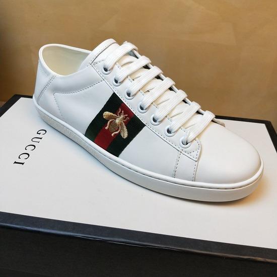 Gucci1:1原版皮の靴GUX108