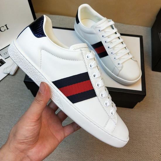 Gucci1:1原版皮の靴GUX099