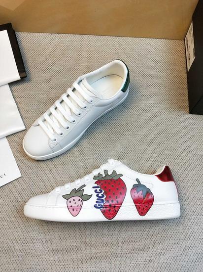 Gucci1:1原版皮の靴GUX122