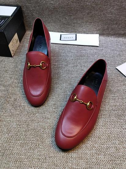 Gucci1:1原版皮の靴GUX092