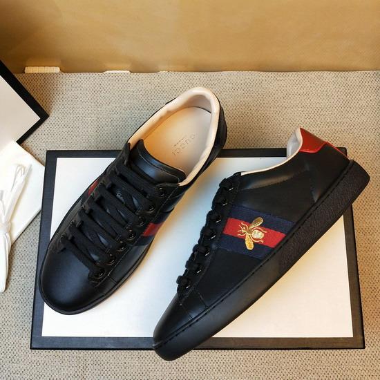 Gucci1:1原版皮の靴GUX102