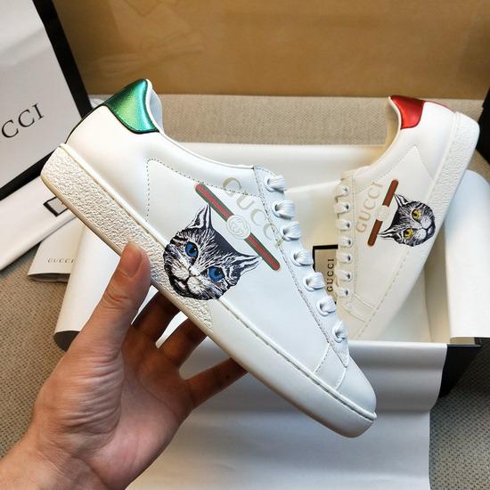 Gucci1:1原版皮の靴GUX123