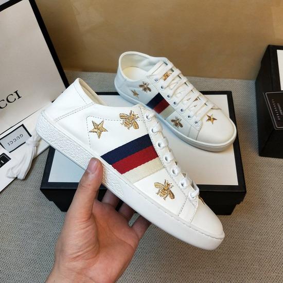 Gucci1:1原版皮の靴GUX096