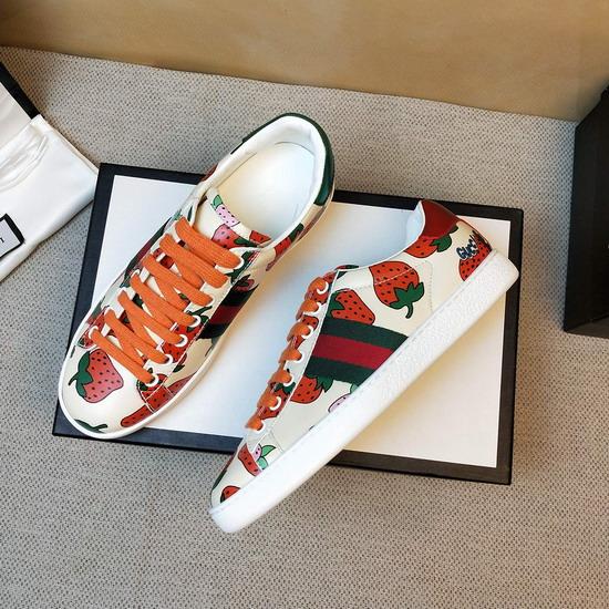 Gucci1:1原版皮の靴GUX124