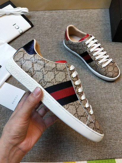 Gucci1:1原版皮の靴GUX114
