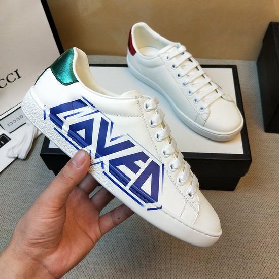 Gucci1:1原版皮の靴GUX125