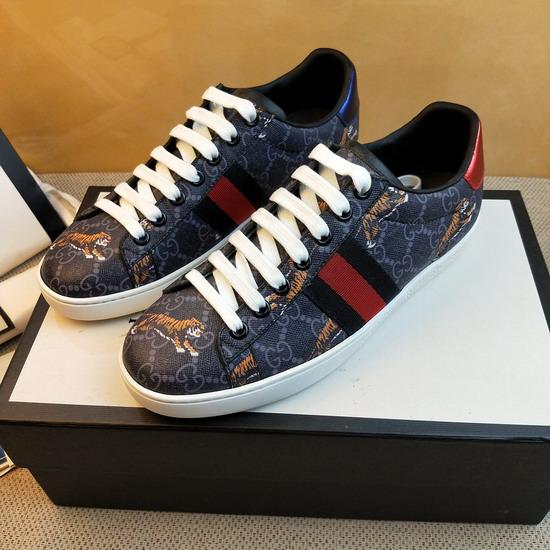 Gucci1:1原版皮の靴GUX112