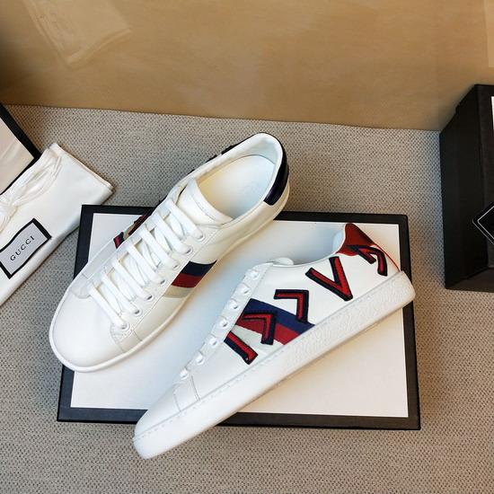 Gucci1:1原版皮の靴GUX095