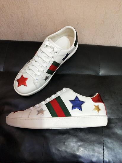 Gucci1:1原版皮の靴GUX115