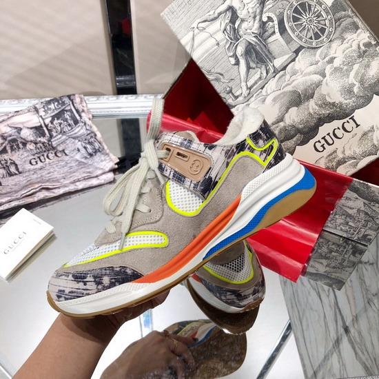 Gucci1:1原版皮の靴GUX128