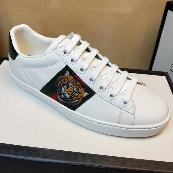 Gucci1:1原版皮の靴GUX105