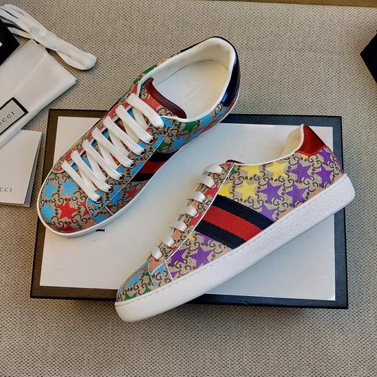 Gucci1:1原版皮の靴GUX113
