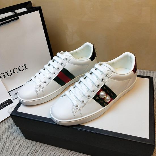 Gucci1:1原版皮の靴GUX117