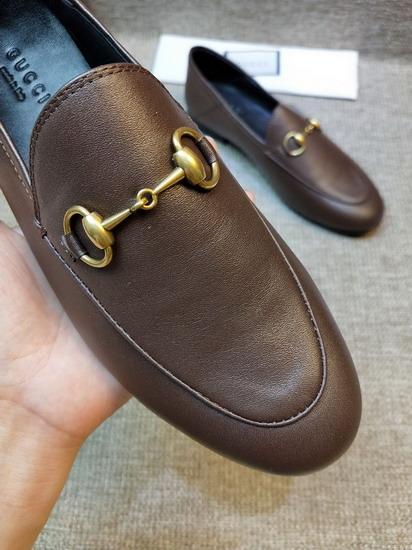 Gucci1:1原版皮の靴GUX094